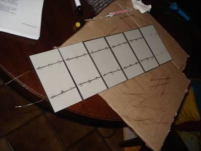 Panel Solar Casero - Home Made Solar Panel (3/6)